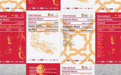 h3l™ - Marketing, Communication and Design Studio - ISMF - International Spanish Music Festival