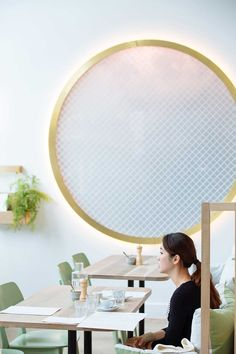 Kettle Black Cafe in Melbourne by Studio You Me   Yellowtrace