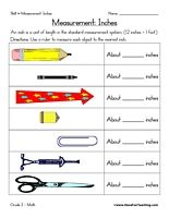 1000+ ideas about Measurement Worksheets on Pinterest | Worksheets ...
