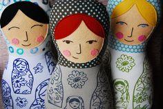 Ella's dolls