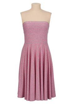 neon stripe tube dress - maurices.com
