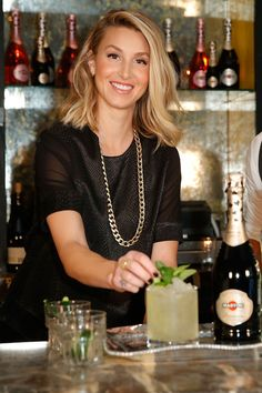 Whitney Port Photos: MARTINI Sparkling Wines And Whitney Port Cocktail Tasting