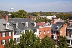Frederick, Maryland  - CountryLiving.com