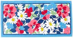 Beach Towel | Vera Bradley Summer Cottage $28.50
