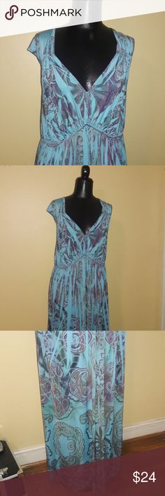1341e2a1288 Apt 9 Purple Burn out Dress NWT Size S Beautiful burnout dress with cap  sleeves and adorned neckline new with tags Apartment 9