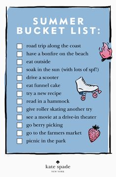 Quotes summer holiday bucket lists 21 new ideas Summer Summer Summertime, Summer Goals, Summer Of Love, Summer Vibes, Hello Summer, Smash Book, Bff, Videos Photos, Kate Spade