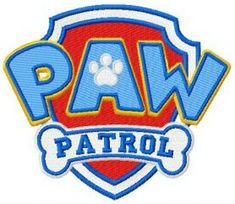 Paw Patrol Favor/Gift Tags (Pk **Personalised tags can be used on birthday presents or treat bags/cones **Please send a message with the birthday girl/boys name and age. **Can be coordinated with the rest of my Paw Patrol party range featured in my shop. Brazilian Embroidery Stitches, Types Of Embroidery, Learn Embroidery, Machine Embroidery Designs, Embroidery Patterns, Hand Embroidery, Embroidery Supplies, Embroidery Machines, Embroidery Needles