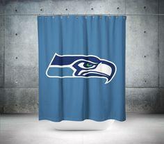 Seattle Seahalks NFL Shower Curtain