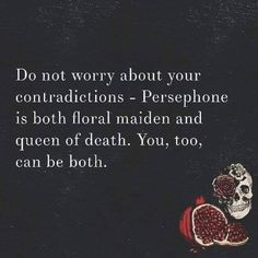 Persephone and Hades Hades Und Persephone, Aphrodite, Persephone Greek Goddess, Persephone Costume, Grecian Goddess, Pretty Words, Beautiful Words, Beautiful Things, Quotes To Live By