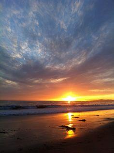 Picture I took walking my favorite beach in Summerland, CA