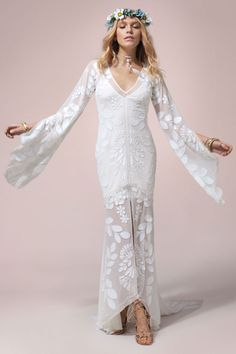 Zeppelin Gown | Rue De Seine Wedding Dress Collection