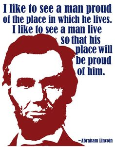 abraham lincoln fourth of july quotes