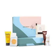 "The ""Ready, Set, Summer"" Guest Editor Box, Curated with The Tig, <span class=""price"">$15.00</span> #birchbox"