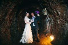 Wedding @ Wookey Hole, Somerset
