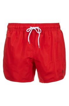 Red Swim Trunks!