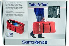 Samsonite Tote-a-ton 33 Inch Duffle Luggage With Gift Box ** Learn more by visiting the image link.