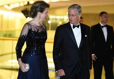 On the second and last day of their visit to Ottawa, Queen Mathilde of Belgium and King Philippe of Belgium attended Official Belgium Concert and Cocktail Party held by Embassy of Belgium in Canada in honour of Governor General Julie Payette of Canada at Grand Hall of the Canadian Museum of History in Ottawa, Canada. Belgian Royal Couple departed from Ottawa today to go to Toronto.