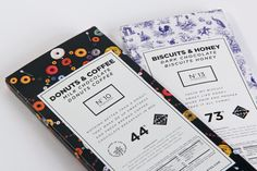Heritage production techniques meets contemporary flavor pairings in these sweet bars