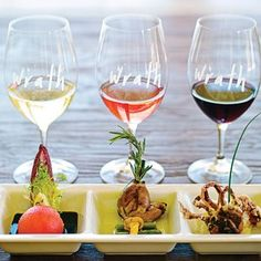 Wine tasting in Monterey Carmel and the Santa Lucia Highlands in California