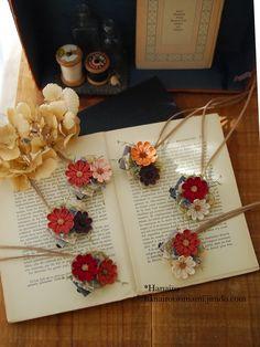 花色いろいろ 心ときめく、つまみ細工
