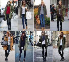 How to wear parka? #shoppingpicks #parka