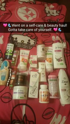 Gotta look, smell, and feel good! Pinterest @pinkneon23