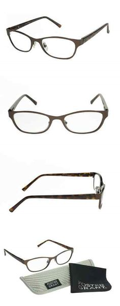 be953307cb Reading Glasses  2 Pairs Of Foster Grant Multi Focus Advanced Reading  Glasses In Charlsie Brown