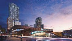 SHoP Architects  |  Barclays Center  |  www.shoparc.com
