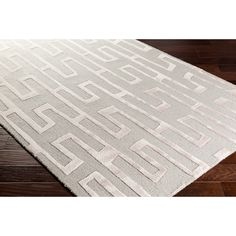 Wrought Studio Blandon Hand-Tufted Neutral/Gray Area Rug Rug Size: Rectangle x Indoor Rugs, Outdoor Area Rugs, Contemporary Area Rugs, Rug Cleaning, Home Decor Trends, Accent Furniture, Online Home Decor Stores, Beige Area Rugs, Colorful Rugs