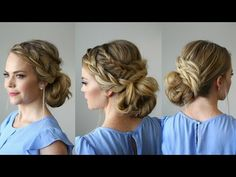 Please SUBSCRIBE to my channel. I make new videos every week! Visit www.missysue.com to see more photos of this style! ------- This 'Stacked Fishtail French ...
