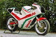 There are few motorcycles more exotic than a Bimota. And this machine, which has just gone up for sale, is one of the most covetable Bimotas of all—the 1986 DB1R racer. Built in conjunction with Ducati, it's one of the four factory bikes campaigned by Davide Tardozzi, Malcolm Tunstall of Syd's Cycles, and Dale Quarterley.…