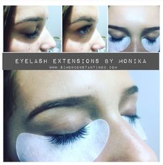 Eyelash Extensions now available at O.Constantinou & Sons! Prices start at just £25   Call 02920461191  #simonconstantinou #beautysaloncardiff #eyelashextensions #eyelashextensionscardiff