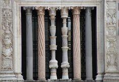 https://flic.kr/p/BSvLD4   Bergamo, Lombardia, Italia   detail of the front of the Cappella Colleoni