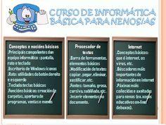 Curso de informática básica para nenos/as
