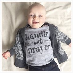 #handlewithprayer #faithquotes #bibleverses #christianquotes #biblestudy #scripture #faithbasedapparel #baptism #sundayschool #churchoutfit #christianclothing #christianapparel #jesustshirts #christiantshirts #christianteeshirts #christianshirts #christianshirt #graphictees #graphicshirt