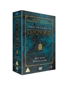 Terry Pratchett's Discworld (Box Set) [DVD]: Amazon.co.uk: Jean Flynn: Film & TV