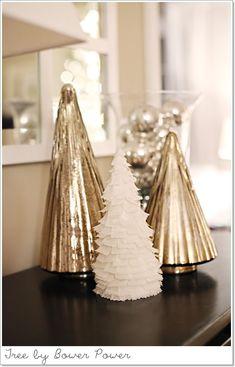 Hay que ver lo bueno que resulta el Pinteret para estas cosas!!! :)      Supongo que ya se puede abrir la veda de las cosillas navideñas...