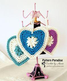 FREE Crochet Pattern - Sachets and Trinkets