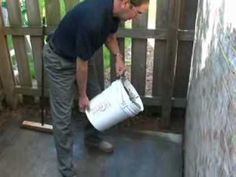 Repair and restore discolored or damaged concrete with Sakrete Flo-coat. Easily applied with a squeegee.