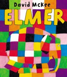 The perfect introduction to the world of Elmer and his colourful elephant friends for the youngest of children.This little book clips onto a buggy and is superb for keeping little ones ...