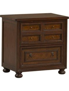 Home Offices, King Arthur File Cabinet, Home Offices | Havertys Furniture