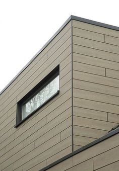 HPL Panel for facade TRESPA PURA NFC® by TRESPA INTERNATIONAL