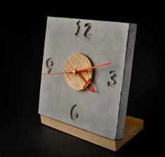 Around the Concrete Clock