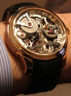 c09a7de5d1c Greubel Forsey Double Tourbillon Watch Hands-On