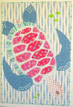 SoHa Living - Sea-Turtle Quilt