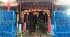Bắt đối tượng đâm chết người trong tiệc cưới ở Bình Thuận