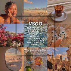 Instagram Themes Vsco, Creative Instagram Photo Ideas, Photo Editing Vsco, Instagram Photo Editing, Photography Filters, Photography Editing, Fotografia Vsco, Photographie Indie, Best Vsco Filters