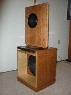 Favorite Low Watt Speakers (pictures welcomed)