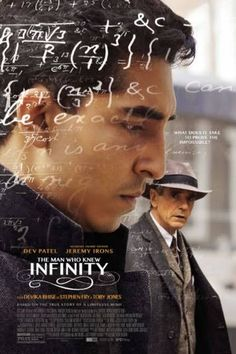 The Man Who Knew Infinity posters for sale online. Buy The Man Who Knew Infinity movie posters from Movie Poster Shop. We're your movie poster source for new releases and vintage movie posters. Indie Movies, Hd Movies, Movies Online, Movies Free, Netflix Movies, Movies 2019, Action Movies, Infinity Watch