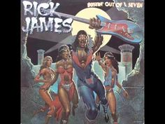 Rick James - Love Interlude/Spacey Love